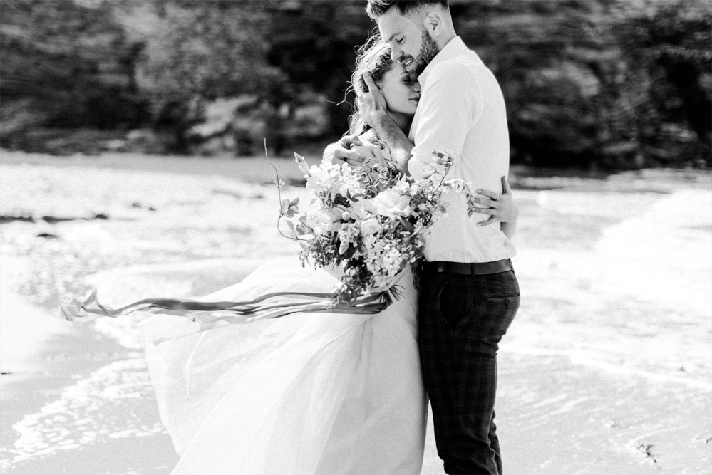 (21)_Elopement_Cornwall_heiraten_Ausland_blaues_brautkleid_blue_wedding_dress_individual_intimate_hochzeit